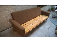 Sofa bed project.