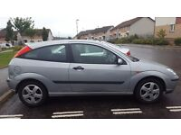 ford focus 1.6 54 plate