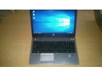 Laptop Hp 650 i3 black 2.40ghz 4gb ram