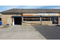 UNIT TO LET#OPPOSITE RICHARD DUNN SPORTS CENTRE.EASY MOTORWAY ACCESS.LARGE CAR PARK