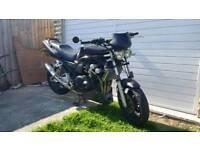 Yamaha Fazer 600 1999 A2 approved