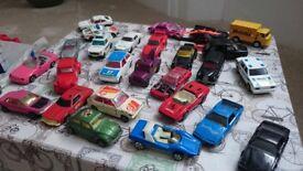 Corgi (small cars) £20