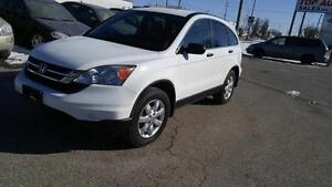 2010 Honda CR-V LX | Only 118,000KM | Certified and E-tested