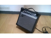 Bass amp Gear 4 music, 15 watt. As new boxed.