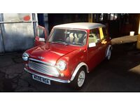 Classic Mini 1275 Sport Auto Fully restored