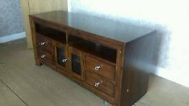 Sold wood unit