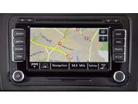 The Latest 2016 Sat Nav Disc Update for SEAT RNS510 V13 Navigation. www latestsatnav co uk