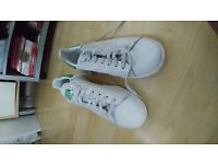 Men's Size 11 Adidas Stan Smith Trainers