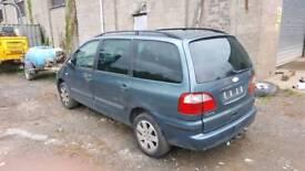 Ford galaxy 1.9tdi year 2002 for parts