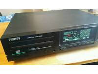 Philips CD 880 High End CD-Player ELITE EXCLUSIVE CD Transport for repair