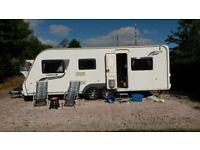 Coachman Amera Vision 655/6 Twin Axle Caravan
