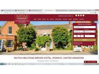 Hotel Accomadation in Suffork Ipswich with Swimming pool and Spa