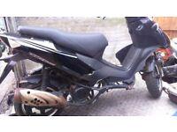 Direct bikes 125cc scooter 2015 mot till 2018 rides very well