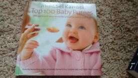 Baby weaning books
