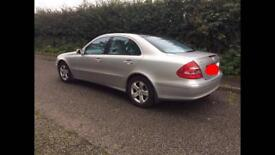Excellent Condition Mercedes E Class Low Millage Fully Loaded