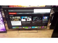 "Philips 47"" Ambilight 3D Ultra Slim 4k Wifi Smart LED TV £275"