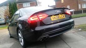 Audi A4 Tdi S line black edition replica