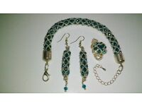 Hand crafted beaded jewellery