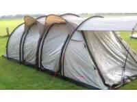 Coleman Mackenzie tent 6 berth