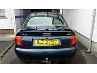 Breaking Audi A4 B5 V6 1995