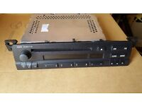 Bmw business stereo radio cd player