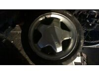 alloy wheels ford fiesta rs wheels very good tyres and rims