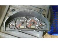 Ford transit mrk 6 van digtal speedo dash clocks