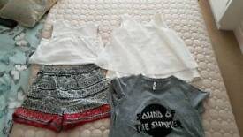 Girls Clothes Bundle Age 9, Next, Zara, H&M