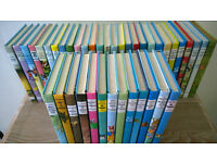 Delightful Enid Blyton children's book collection (41 of 48 in the series)