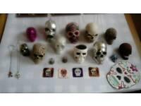 Skulls job lot