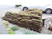 FREE Turf Squares with Generous Quantity of Quality Soil