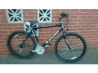 Hawk Blackjack gents mountain bike bicycle fully serviced perfect working order