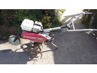 Honda rotavator rotorvator f501