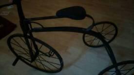 Antique trycycle