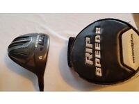 Benross Rip Speed 2 Driver. Very good condition. Fairway wood can be sold as a set.