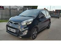 2012 Kia picanto 1.2 petrol 3 door hatchback 12 months mot genuine low mileage