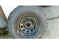 Insa turbo special track 235 70 16