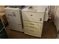 Office printers job lot for spares or repair