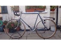 Vintage Raleigh Royal Reynolds 531 Racer/Road bike For Tall people 5ft9+