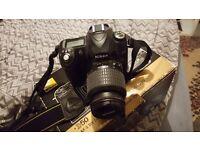 SLR Camera Nikon D50