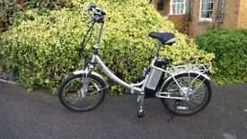 Little used electric bicycle (unisex)