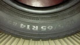 14 inch tyre as new