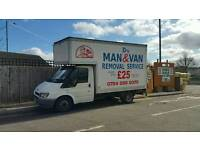 D's Man & Van Removal Delivery Collection Service