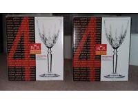 RCR Wine Glasses (set of 4) - unused