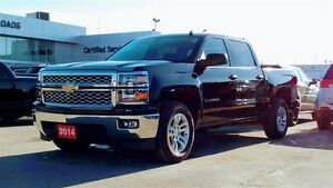 2014 Chevrolet Silverado 1500 LT, ONE OWNER, NO ACCIDENT, FUL...