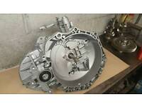 Astra 1.3 gearbox 6 speed M20 Reconditioned Bearing Modification Rebuilt