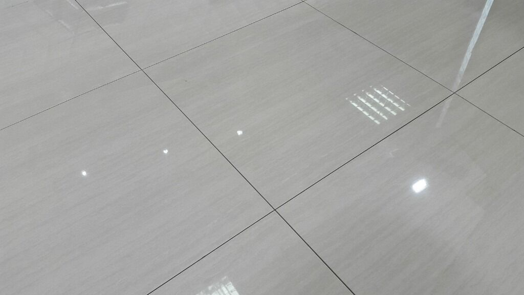 Grey High Gloss Floor Tiles Gurus
