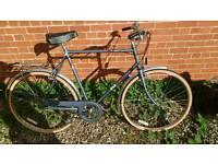 BSA METRO BICYCLE bike vintage