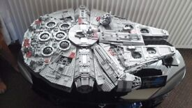 LEGO REPLICA MILLENIUM FALCON BY LEPIN