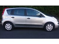 2007 (07) Nissan Note 1.4S